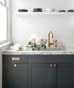 65 Luxury White Kitchen Decor Ideas