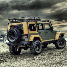 Starwood Custom Kevlar Jeep- Adventure Edition. #jeep #lifted #custom #jeepbeef #autokings #wrangler #follow #starwood #dallas #dupontregistry