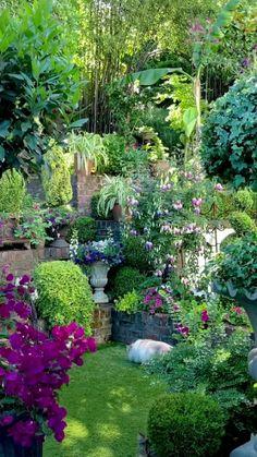 Garden Yard Ideas, Garden Spaces, Garden Projects, Garden Art, Garden Design, Big Garden, Gardening, Dream Garden, Garden Planning
