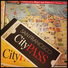 A great way to see the sights in #SanFrancisco.  Get the City Pass!