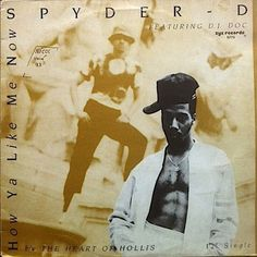 Spyder-D Featuring D.J. Doc - How Ya Like Me Now GER 1987 Maxi nm Zyx 5775