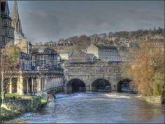 Pulteney Bridge & River Avon, Bath | Flickr - Photo Sharing!