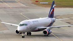 Aeroflot Sukhoi Superjet Sukhoi Superjet 100, Qantas Airlines, International Airlines, Cabin Crew, Pilot, The 100, Aircraft, Airplanes, Vehicles