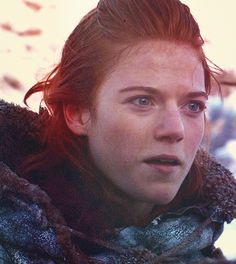 In 2013, I aim to be as fiery as Ygritte, gearing up for the next season premiere ;)