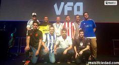La Real Sociedad estrena su nueva división de eSports