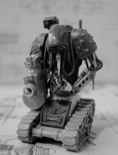 Page 6 of 8 - Jokaero Weaponsmith's Iron Hands- Kulldak and Slaegur - posted in + WORKS IN PROGRESS +: Great looking stuff!