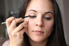 how to do a cat eye,