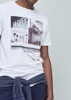 Magliette da Uomo | MANGO Man Italia