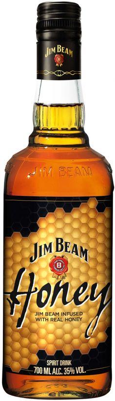 that's some tasty shit!  Jim Beam Honey...yum