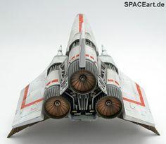 Battlestar Galactica: Colonial Viper - Display Modell, Fertig-Modell ... http://spaceart.de/produkte/bsg011.php