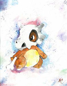 Cubone - Pokemon By: Joseph Kennedy - JK iMAGES