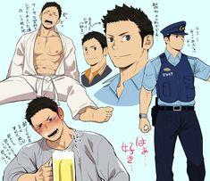 Daichi Sawamura, Daisuga, Haikyuu Karasuno, Haikyuu Fanart, Haikyuu Anime, Hot Anime Boy, Cute Anime Guys, Haikyuu Characters, Anime Characters