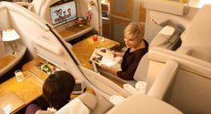 Emirates : First Class