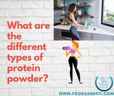 Protein powders are an extremely convenient means to increase your protein intake. If you've ever done a trawl of protein supplement sites, joined a gym with a food programme, or even read one of those healthy recipes, you'll know that it can be overwhelming with the vast array of protein powder types that can be availed of.   With that in mind, this article gives the answers that you've been looking for.  #FoodsAndFit #ProteinPowder #Gym #Bodybuilding #Protein #WeightLoss #Muscle Muscle Building Diet, Body Building Men, Build Muscle, Bodybuilding Protein, Low Sugar Diet, Join A Gym, Food Program, Protein Supplements, Weight Loss Drinks