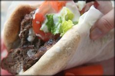 Awesome gyro recipe