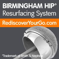 The Birmingham Hip Resurfacing System - A high-performance alternative to total hip replacement by Smith and Nephew