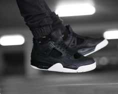 "Air Jordan 4 Premium Pinnacle ""Pony Hair"""