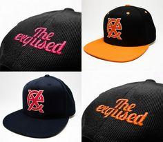 """The Exqused – """"EX"""" caps (Spring 2013)"""