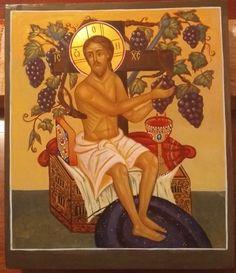 Byzantine Art, Byzantine Icons, True Vine, Small Icons, Album, Easter, Wonder Woman, Faith, Superhero