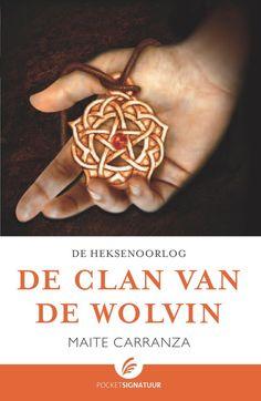 bol.com | De heksenoorlog / 1 De clan van de wolvin, Maite Carranza | 9789056722142 | Boeken