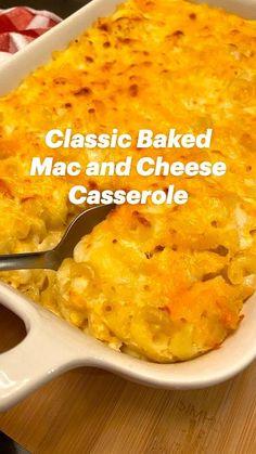 Best Mac N Cheese Recipe, Best Macaroni And Cheese, Easy Mac And Cheese, Macaroni Cheese Recipes, Mac And Cheese Homemade, Mission Bbq Mac And Cheese Recipe, Baked Mac And Cheese Recipe Velveeta, Mac And Cheese Recipe With Cream Cheese, Best Homemade Mac And Cheese Recipe