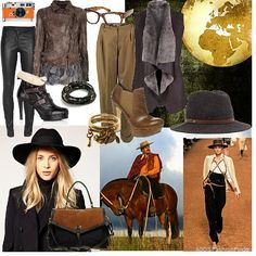 GAUCHO Style SouthAmerica  | Women's Outfit | ASOS Fashion Finder