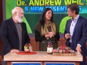 Andrew Weil's 5 Essentials You Need Now! Get his must-haves to naturally beat fatigue, slow aging and lose weight.