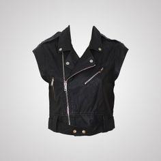 Noiembrie, Leather Jacket, Black, Fashion, Studded Leather Jacket, Moda, Leather Jackets, Black People, Fashion Styles
