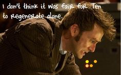 Whovian Confessions...this one was just as sad!