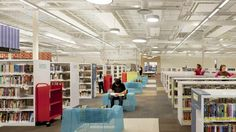 Texas Town Converts Abandoned Walmart into Award-Winning Public Library