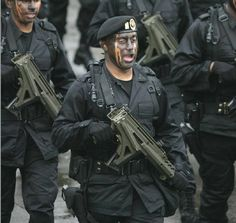 Special Forces, Mexico #military #special forces #operator