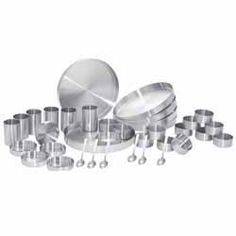Buy Stainless Steel Dinner Set online from Spices of India - The UK's leading Indian Grocer. Free delivery on Stainless Steel Dinner Set (conditions apply). Dinner Set Online, Dinner Sets, Dinner Bowls, Dinner Plates, All Stainless Steel, How To Apply, How To Make, Wedding Gifts, Dining Room