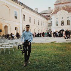 🎥 #canon #dji #ronin #roninm #c100 #canonc100 #cinemacamera #smallhd #rode #weddingvideo #weddingvideographer #weddingday #walk #bride  #mdf