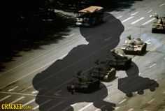 26 Iconic Photographs Changed by Adding a Single Shadow | Cracked.com