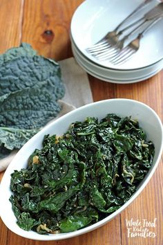 Most Awesome Sauteed Kale Sauteed Kale.use olive oil or coconut cooking spray and vegetable brothSauteed Kale.use olive oil or coconut cooking spray and vegetable broth Keto Side Dishes, Vegetable Dishes, Side Dish Recipes, Vegetable Recipes, Vegetarian Recipes, Cooking Recipes, Healthy Recipes, Simple Kale Recipes, Kale Greens Recipe Southern