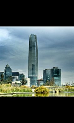 costanera center tower,300 metros santiago de chile ,vitacura