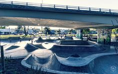 WJ Skatepark & Urban Plaza in Eugene, OR