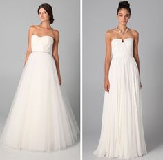 My Bridal Fashion Guide to Simple Wedding Dresses » NYC Wedding Photography Blog
