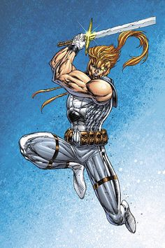 shatterstar by rob liefeld