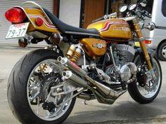 Nice muscle bike