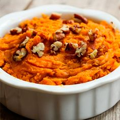 Make this Apricot-Pecan Sweet Potatoes recipe a holiday tradition for your family!