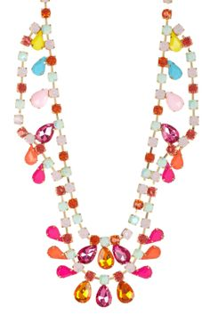 Bejeweled Necklace on HauteLook