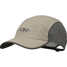 Outdoor Research Swift Sun Hat, Khaki/Dark Grey,One Size >>> See this awesome image @ http://www.amazon.com/gp/product/B0026MMTSQ/?tag=passion4fashion003e-20&uv=150716234306