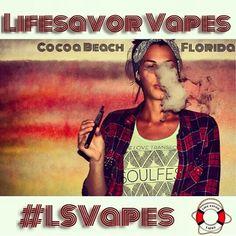 #vapelife #vapegirls #ejuice #cocoabeach #florida #vape #passion #a1a #beachside #VG #LSVapes #quitkillinyourself #vapeclouds