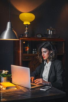 Business woman. by dijanato | Stocksy United