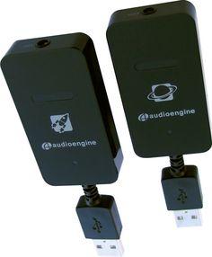 Audioengine W1 (AW1) Premium Wireless Audio Adapter -- use as wireless dock for Sonos?