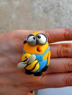AAaaaaack this minion is so adorable!!! I want one so badly!!!!
