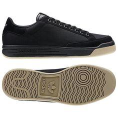 adidas originals Rod Laver blk/blk/gum  $70
