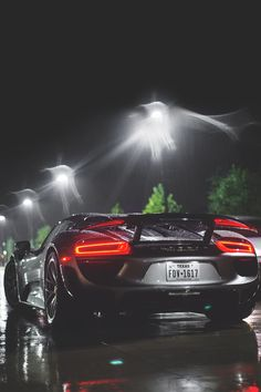The Porsche 918 Spyder is a dream car for many and I believe it would be Jay Gatsby's dream car as well. This car can reach 120 mph in 7 seconds and has a top speed of 218 mph.