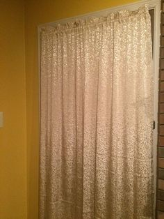 Window Curtains One panel Gold Leaf Design by Croscill #Croscill